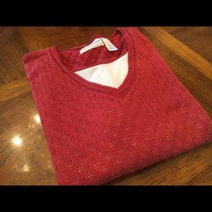 Alfred Dunner Short Sleeve Sweater